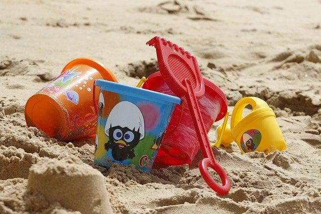 Най-интересните игри на плажа